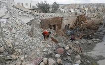 Mỹ từ chối hợp tác quân sự với Nga ở Syria