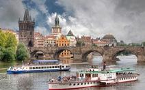 Theo dòng Vltava khám phá Prague xinh đẹp
