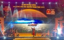 Khai mạc Lễ hội Nguyễn Trung Trực 2015