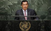 Chính phủ Campuchia công khai bản đồ phân giới với Việt Nam