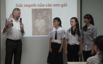 Ra mắt Ngày quốc tế dành cho bé gái