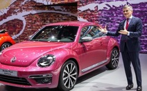 Giám đốc điều hành Volkswagen xin lỗi vì bê bối lịch sử