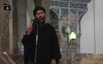Xe chở thủ lĩnh IS bị không kích, chưa rõ số phậnal-Baghdadi