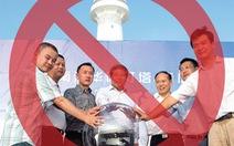 Trung Quốc ngang nhiên vận hành hải đăng ở Trường Sa