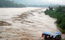 Trung Quốc xã lũ, nước sông Hồng tại Hà Nội có thể lên 3,4m