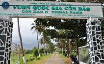 Thu hồi gần 1,5 tỉ đồng sai phạm tại Vườn quốc gia Côn Đảo