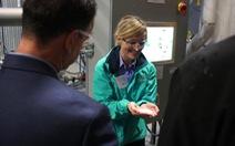 Mở nhà máy trích xuất carbon từ không khí