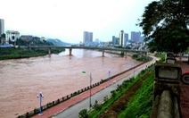 Trung Quốc ngừng xả nước, lũ thượng nguồn sông Hồngrút 1,7 mét