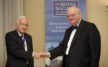 Giáo sư Angus Deaton được trao giải Nobel kinh tế