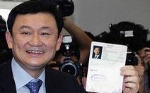 Tòa án Thái Lan ra lệnh bắt ông Thaksin