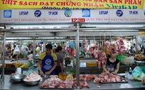 Đi xa mua thịt heo sạch bằng được