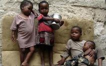 Xung đột và bất ổn khiến 3,1 triệu trẻ chết đói/năm