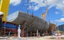Nhiều ngư dân đóng tàu vỏ thép và vỏ composite