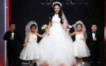 Lên xe hoa năm nay, bạn chọn đầm cưới chưa?
