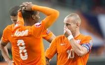 Hà Lan làm khán giả tại Euro 2016