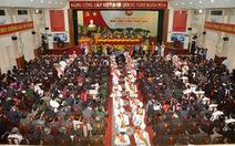 349 đại biểu dựĐại hội đại biểu Đảng bộ tỉnh Bình Định