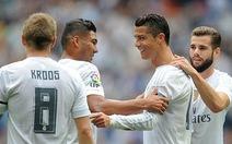 Ronaldo trở thành chân sút vĩ đại nhất Real Madrid