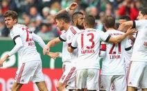 Bayern Munich lập kỷ lục toàn thắng 9 trận đầu mùa