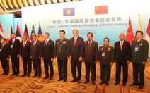 Trung Quốc hứa không xâm lược nước láng giềng