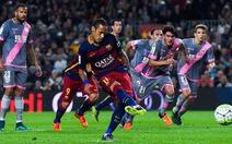 """Neymar lập """"cú poke"""", Barca đại thắng"""