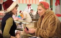Carol, tiếng gọi mãnh liệt của đam mê