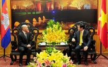 Quốc vương Campuchia bắt đầu chuyến thăm, nghỉ dưỡng tại Việt Nam