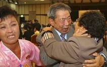 Nước mắt đoàn tụ tại CHDCND Triều Tiên