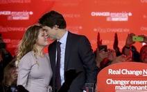 Ông Justin Trudeau sẽ là thủ tướng Canada