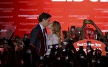 Chiến thắng ngoạn mục của ông Justin Trudeau tại Canada