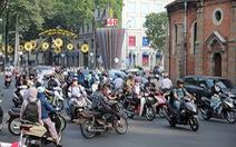 Tốc độ ôtô trong khu vực đông dân cư sẽ tăng 10km/giờ?