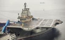 Quan chức Mỹ thăm tàu sân bay Liêu Ninh củaTrung Quốc