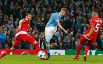 De Bruyne giúp Manchester City hạ Sevilla
