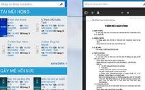 Gần 2.400 phác đồ điều trị được chuyển tải trên internet