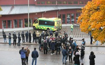 Tấn công bằng kiếm tại trường học Thụy Điển, 2 người chết