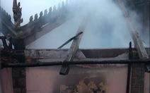 Cháy chùa Khmer cổ kính nhất vùng Bảy Núi, An Giang