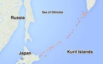 Nga xây căn cứ quân sự trên đảo tranh chấp với Nhật