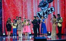 Hồng Minh Quán quân Giọng hát Việt Nhí 2015