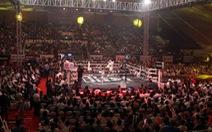 4.500 người đi xem Muay Thái