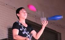 Xiếc TP.HCM đoạt 2 giải đồng tại Mông Cổ