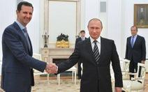 Nga tuyên bố sẵn sàng hỗ trợ quân nổi dậy Syria chống lại IS