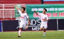 TP.HCM vào bán kết giải U-21 quốc gia 2015