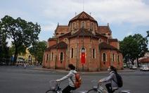 Nhà thờ Đức Bà - trăm năm mái cũ, tường xiêu