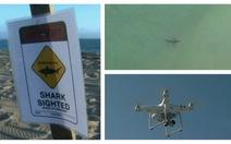 Ngăn cá mập tấn công bằng máy bay không người lái