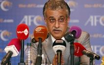 Hoàng thân Bahrain tranh cử chủ tịch FIFA