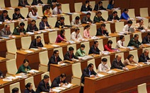 Khoảng trống trong một phiên họp