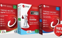 "Trend Micro Internet Security 10: bảo mật từ ""trênmây"""