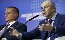 """Nga sắp """"cháy túi"""",dự báo cú sốc kinh tế thứ hai"""