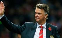 HLV Van Gaal lo lắng về khả năng ghi bàn của M.U