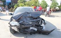 Giảm 3,88%, mỗi tháng vẫn có 718 người chết vì giao thông