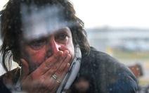 Nỗi đau tột cùng của thân nhân hành khách trên máy bay Nga